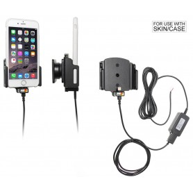 Fixed Installation Brodit Phone Cradle - Apple IPhone - Hard Wire Kit