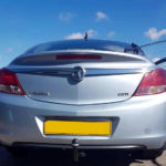 Vauxhall Insignia Hatchback Brink Detachable Tow bar
